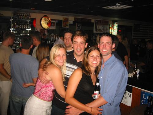 Me, Brandon, Jen & Buck